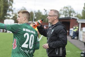 Bengt Ottosson stannar i IK Brage i minst två år till.