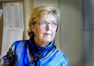 Pia Andersson, omsorgsförvaltningens chef, hoppas att det förebyggande arbetet ska minska fallolyckorna.