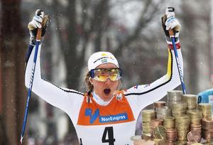Stina Nilsson.