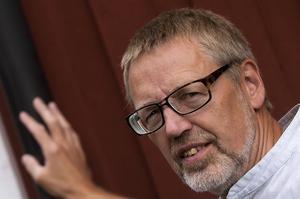 Sören Hellberg (C) är kritisk till detaljförslaget i Mats Knuts. Foto: Adam Rindeskär