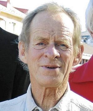 Helge Sonntag är ordförande i Falu FN-förening.