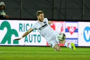 Riccardo Gagliolo har en svensk mamma och ska göra sin första säsong i Serie A med skrällaget Carpi FC.
