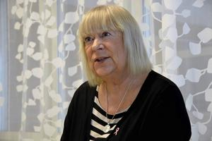 Johans mamma Anna-Clara Asplund.