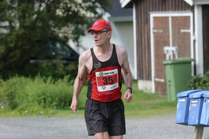 På lördag genomför Ander Viberg sin 36:e helmara på Höga Kusten Marathon.