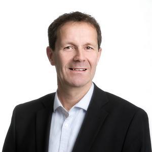 Björn Löfgren, ny ägare Storsjömäklarna.