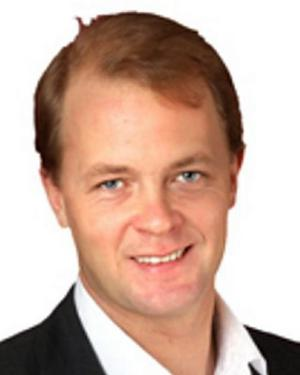 Pontus Gustafsson, tillförordnad vd Aftonbladet.