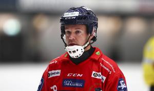 Jonas Edling olycklig från straffpunkten