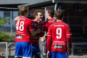 Redan på torsdagens match mot Vallentuna förstärker Joel Rydstrand BKV Norrtäljes trupp.