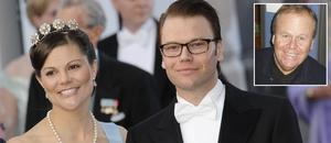 Ingemar Thorell har skrivit en brudmarsch till kronprinsessan Victorias ära. Foto: Scanpix, Privat