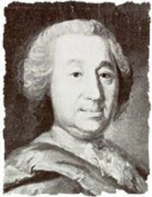 Anders Berch, Sverige förste professor i nationalekonomi.