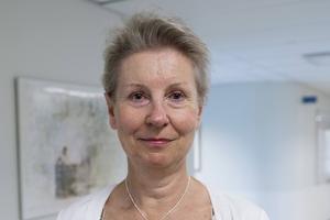 Birgitta Olofsson, verksamhetschef, vid rehabkliniken, vill bli ny länsklinikchef för Rehab, Geriatrik, Stroke & Neurologi.