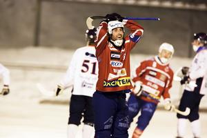 Petter Andersson, Västanfors IF.