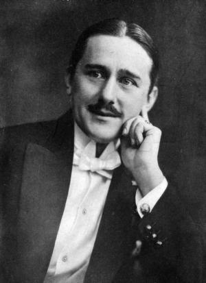 Arkitekten och sångaren Gustav Fonandern från Gävle gjorde succé med sina grammofonskivor på båda sidorna om Atlanten. Men idag är han nästan helt bortglömd.