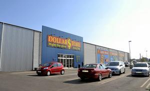 Dollarstore har sedan tidigare tre butiker i länet, bland annat här i Hallsberg.