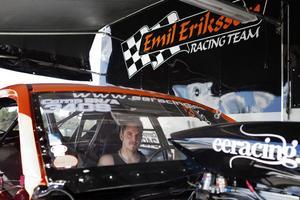30-årige Emil Eriksson är yngst i sin klass competition.