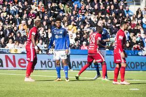 Lånet från AIK, Noah Sonko Sundberg svarade för ett riktigt drömmål mot Östersunds FK.