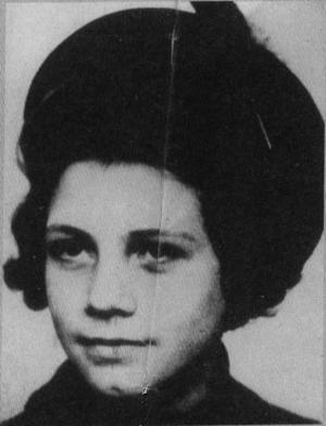 Viola Widegren försvann från Helgum i december 1848.