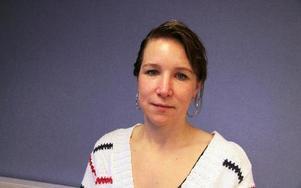 Karin Pettersson Wennberg är oroad över om all personal i förskolan har tillräcklig utbildning.                                 Seth Jansson