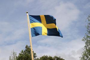 Flagga i tiden? En modern nationalkänsla kan underlätta anpassningen till globaliseringens snabba förändringar, hävdar Jackie Jakubowski.Foto: VLT:S arkiv