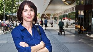 Beata Kuniewicz, ny gruppledare för SD Södertälje.