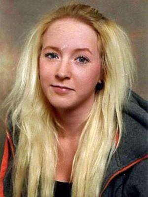 Maria Fernquist Liljekonvaljvägen i Falun. Hon går djurvårdsprogrammet vid Stiernhööksgymnasiet.