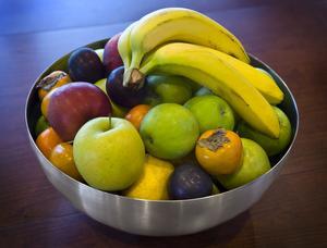 Fruktskålarna har plockats bort på SMT.