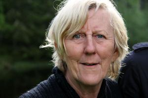 Viveca Danielsson brinner för Voxnabruk och vill vara med och påverka.