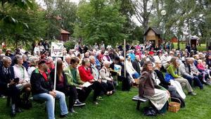 Heimbygda lockade flera hundra besökare till sin festival på Jamtli i helgen, där bland annat flera lyckade husrenoveringar prisades.