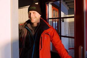 Trots att det i framtiden blir färre lägenheter på Hotell Klövsjöfjäll tror Anders Backskog att beläggningen på hotellet kommer att bli högre.