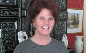 Efter snart sju månaders sjukskrivning längtar Annika Nyberg tillbaka till jobbet. FOTO: ROLLE ENGVALL