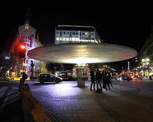 Har den typ av Centerparti som vuxit fram på Stureplan i Stockholm också nått Bergs kommun? undrar signaturen