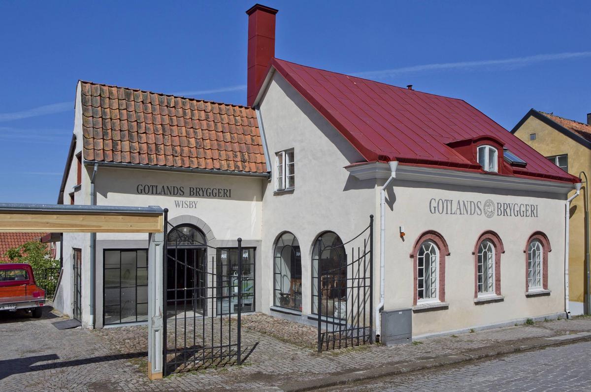 Spendrups bygger nytt bryggeri i Visby cc4efa316c738
