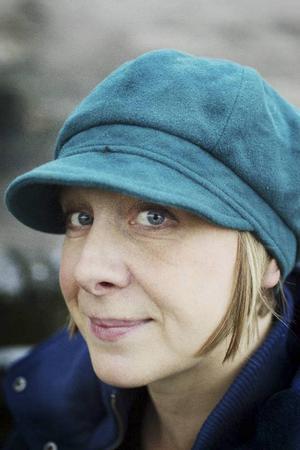 Lena Sjöberg. Bilden är tagen vid ett annat tillfälle.