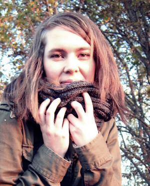 Karin VickbergKnopvägen i Borlänge. Hon går naturvetenskapsprogrammet vid Soltorgsgymnasiet.