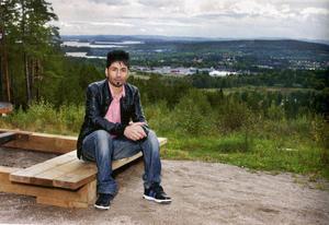 Sirwan från Falun berättar om sin relation till hembygden - både den som finns i Irak och den i Falun.
