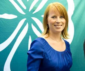 Uppåt och framåt. Annie Lööf blir en partiledare för hela Centerpartiet och hela Sverige eftersom hon har ett mycket stort förtroende från många olika led i Centerrörelsen, skriver Mikael Palmqvist.foto: scanpix