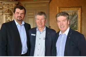 En regional diskussion om energifrågor hölls i Sundsvall. Med var bland andra Oliver Dogo, Handelskammaren, Lars Höglund, Eon, och Ingemar Nilsson, ledamot i Energikommissionen.