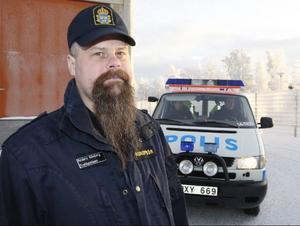 – Den här bestämmelsen har vi väntat på länge, säger Anders Könberg, chef för trafikpolisen i Östersund.