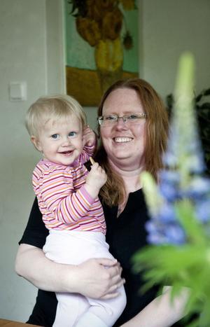 Ida Berner var först i Skandinavien med att få en ny behandling mot MS. Hon har nu varit sjukdomsfri i åtta år, jobbar heltid, är gift och har två barn.
