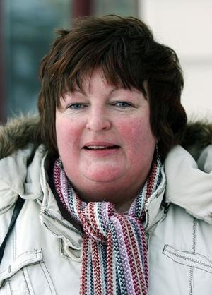 Anna-Karin Ellsén, 41, musikproducent, Lillhällom:En engelsk carol som heter