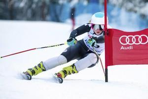 Elsa Håkansson-Fermbäck tar plats i det alpina landslaget kommande säsong.