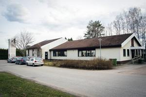 Stensätrakyrkan, Sandviken.