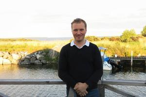 Thomas Deime strävar efter att bevara den svenska mattraditionen.   – Vi i Sverige har i regel varit dåliga på att visa att vi är stolta över vår mat, säger han.