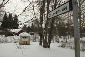 Flera ägare av fritidshus vid Ox Johans väg ogillar kommunens planer för Rävsnäs.