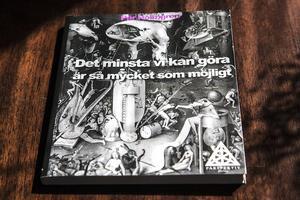 Pär Holmgren är även författare och har skrivit en bok om klimatförändringarna.