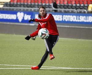 Emir Smajic är än en gång klar för comeback efter skada. Sannolikt får han dock börja på bänken.
