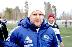 Dennis Ohlsson tränade även Rengsjö 2014.