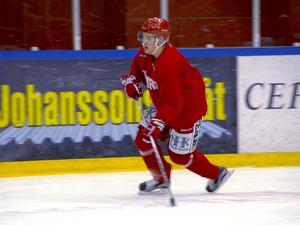 Anton Wedin leder poängligan i Timrå IK.