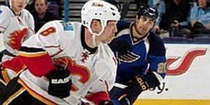 Nu kan Ante Eriksson ta sikte på slutspel med Calgary Flames