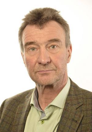 Olle Larsson, Ränningsvallen.